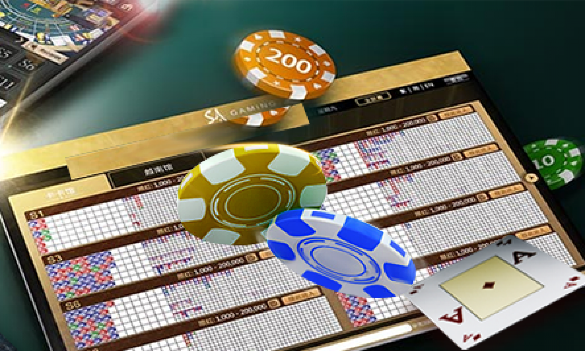 Malaysia and Singapore Online Casino